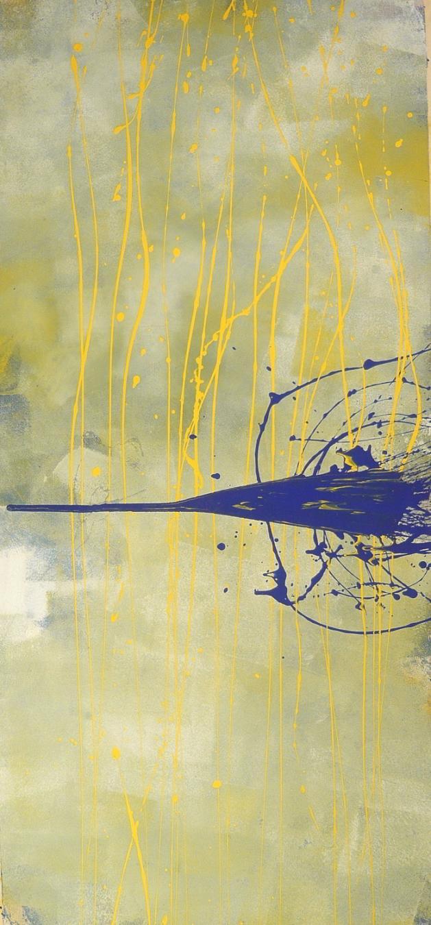 mirage 09.07.200 0.66x1.46 acrylic on canvas#L.XIV
