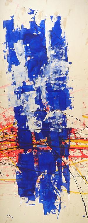 inibizione [cosa] 07.04.2004 15.05.2004 acrylic on canvas#L.XIV