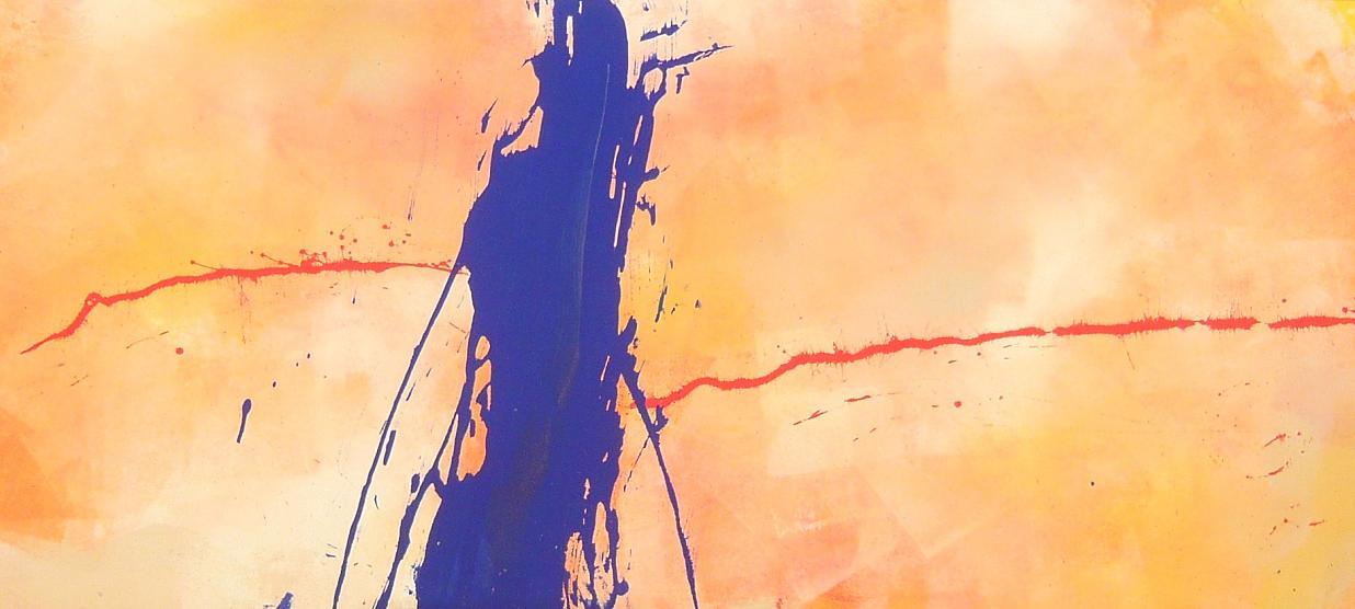 live 26.02.2010 28.02.2010 146x66 acrylic on canvas#L.XIV