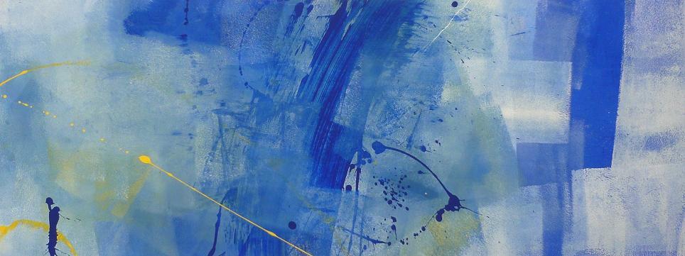 a star grain 2013 1.25x0.47 acrylic on canvas#L.XIV