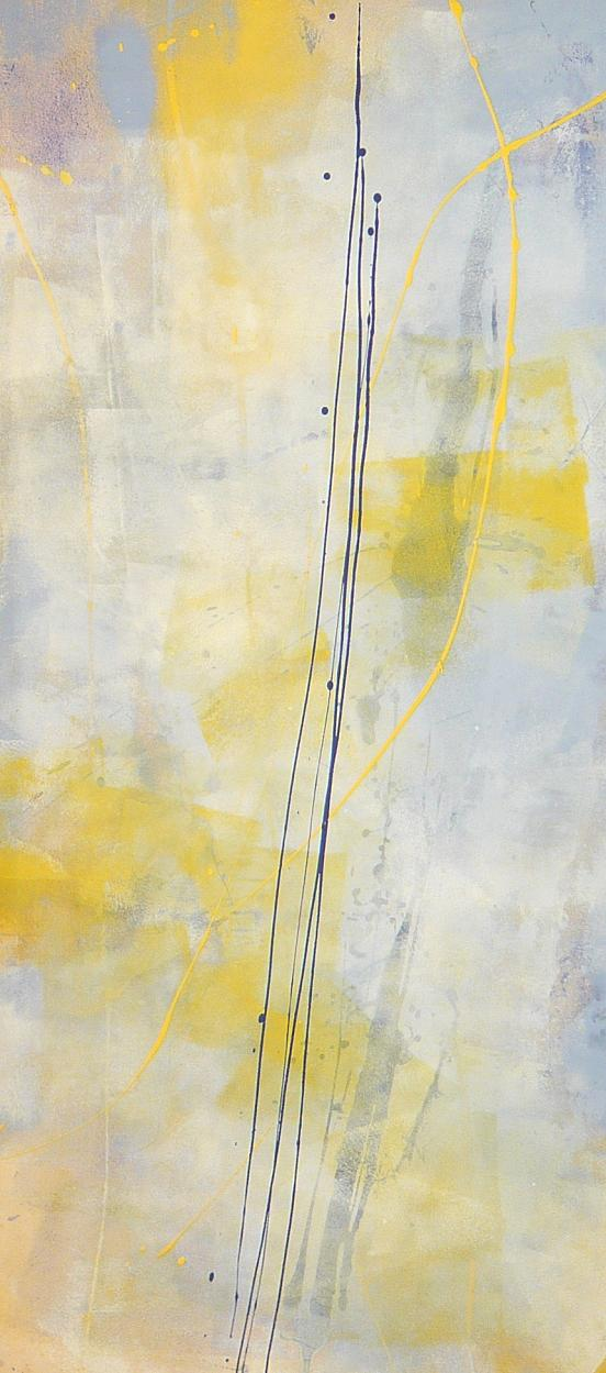 lighthouse 28.02.2011 06.03.2011 27.03.2011 0.65x1.42 acrylic on canvas#L.XIV