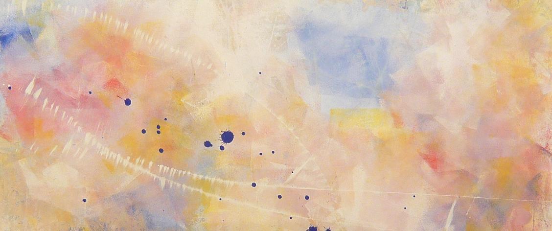 a life 24.06.2010 25.06.2010 1.28x0.54 acrylic on canvas #L.XIV