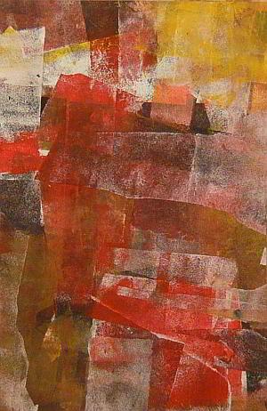 flowing away free   2016      43x64cm  acrylic on canvas  H.L.XIV