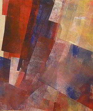 scattered paper sheets  2016   61x71cm   acrylic on canvas  H.L.XIV