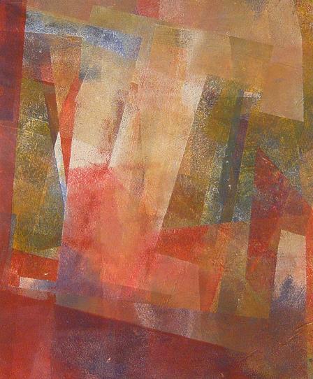 the sea Swept on 52x58 2104 acrylic on canvas