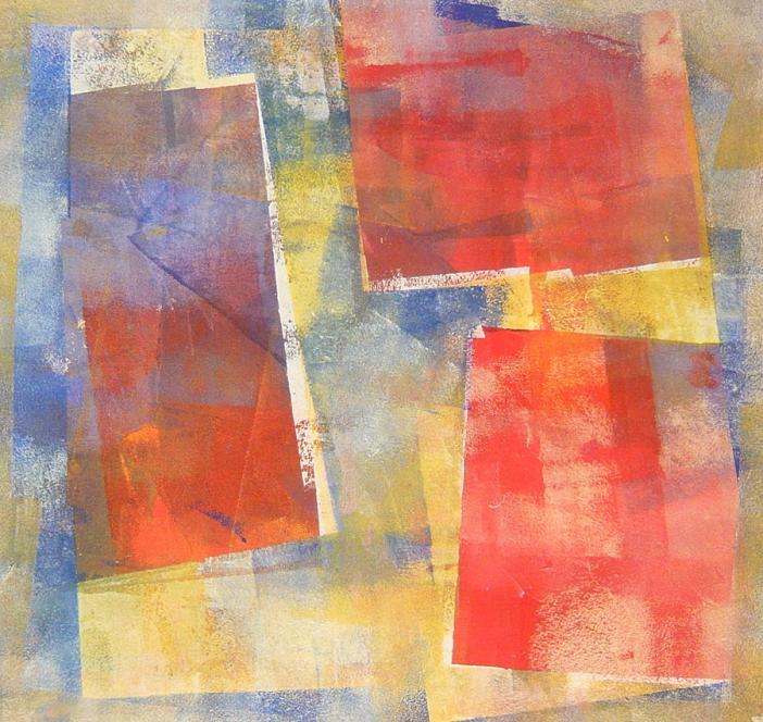 only a cloth 66x60 2104 acrylic on canvas DL.XIV